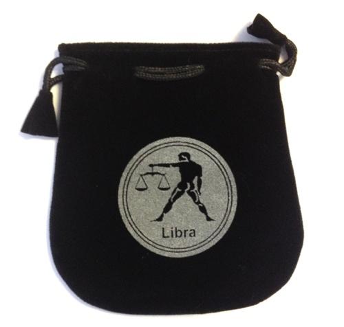 Lirbra Sign Velvet Bag