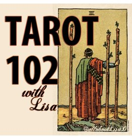 Lee Lee's Valise Tarot Card Workshop 102