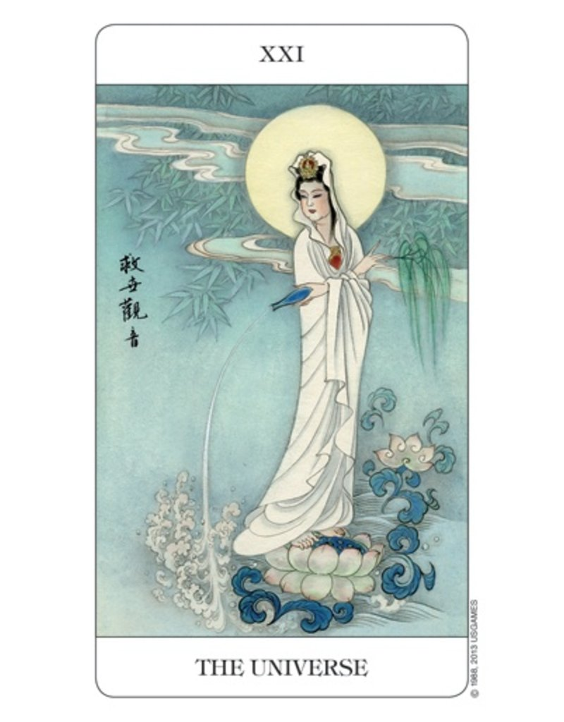 U.S. Game Systems, Inc. The Chinese Tarot