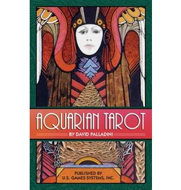 U.S. Game Systems, Inc. Aquarian Tarot Deck