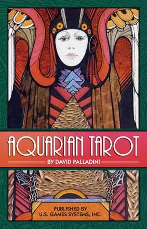 U.S. Game Systems, Inc. Aquarian Tarot Deck
