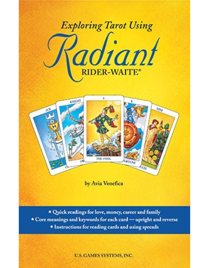 U.S. Game Systems, Inc. Exploring Tarot Using Radiant Rider-Waite