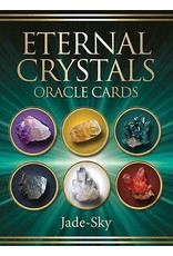 U.S. Game Systems, Inc. Eternal Crystals Oracle Cards