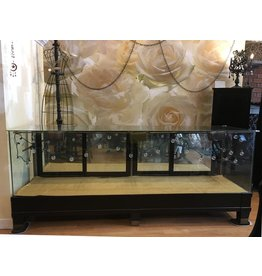 Lee Lee's Valise Antique Glass Retail Case