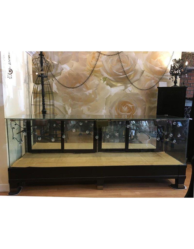 Lee Lee's Valise Antique Glass Retail Case