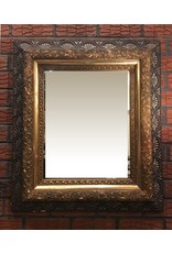 Lee Lee's Valise Antique Two Toned Pair of Wall Mirrors
