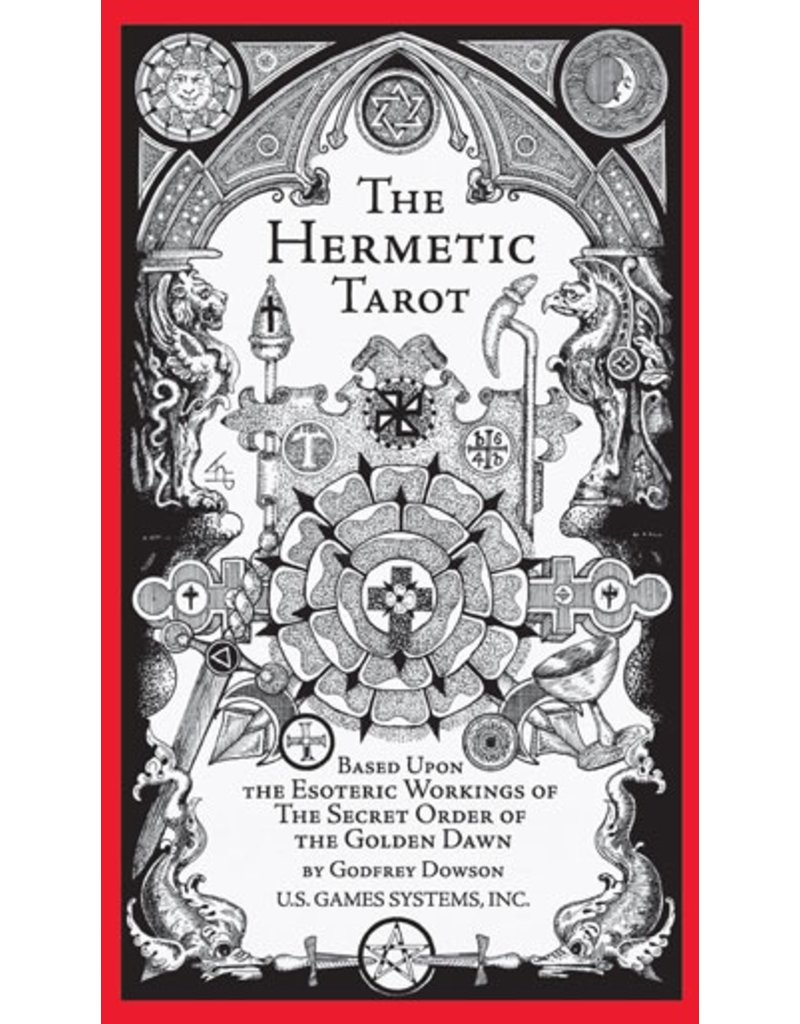 U.S. Game Systems, Inc. Hermetic Tarot Deck