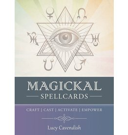 U.S. Game Systems, Inc. Magickal Spellcards