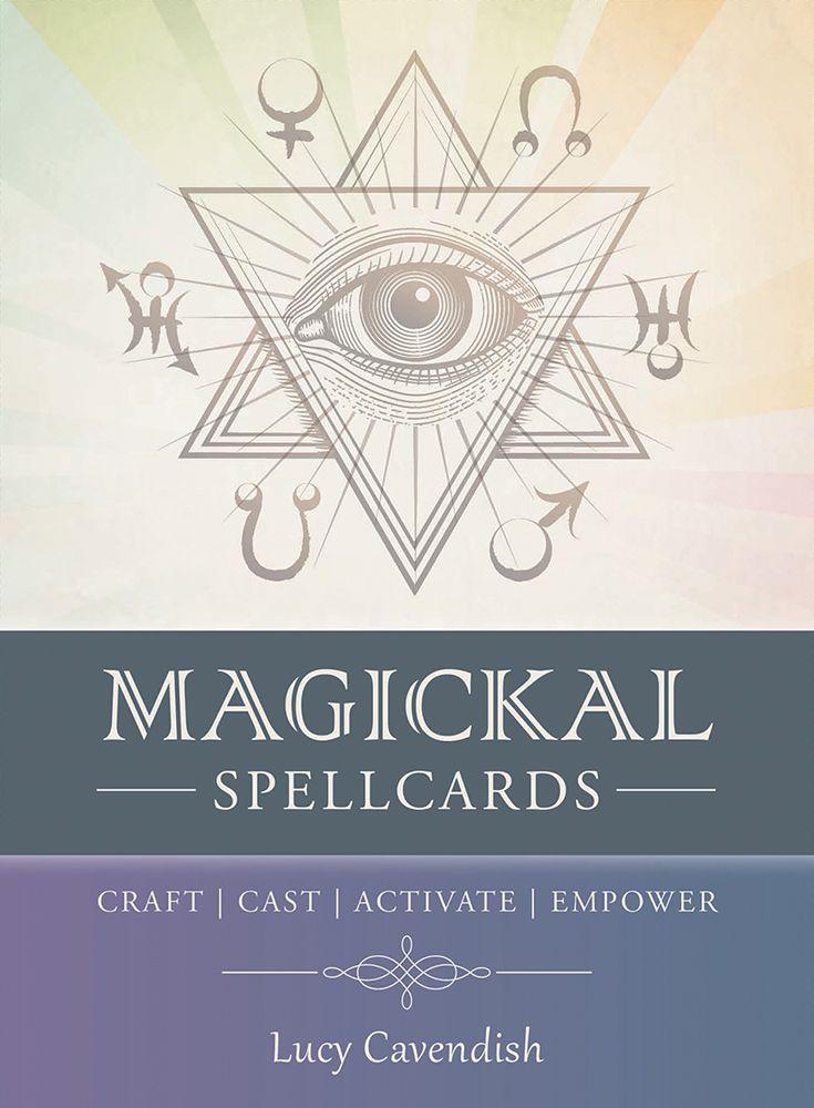 U.S. Game Systems, Inc. Magickal Spellcards