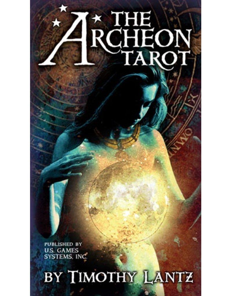 U.S. Game Systems, Inc. The Archeon Tarot Deck