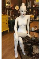 Lee Lee's Valise Set of 3 Sitting Mannequins