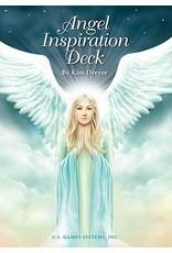 U.S. Game Systems, Inc. Angel Inspiration Deck