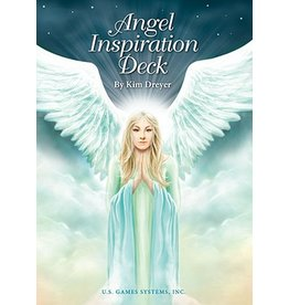 U.S. Game Systems, Inc. Angel Inspiration Deck