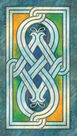 U.S. Game Systems, Inc. Japaridze Tarot with 178 page book