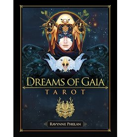 Dreams of Gaia Tarot & Guidebook Set