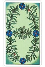 U.S. Game Systems, Inc. Herbal Tarot  Deck