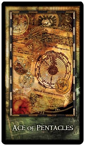 Archeon Tarot Premier Edition Deck