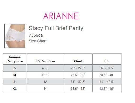 Arianne Lingerie Stacy Brief