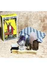 Tarot Deck with A  Quality Crystals Starter Kit