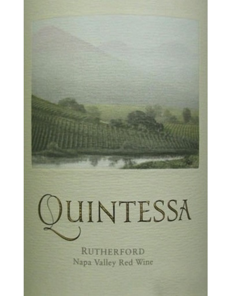Wine Meritage, Quintessa, Napa Valley, CA, 2013