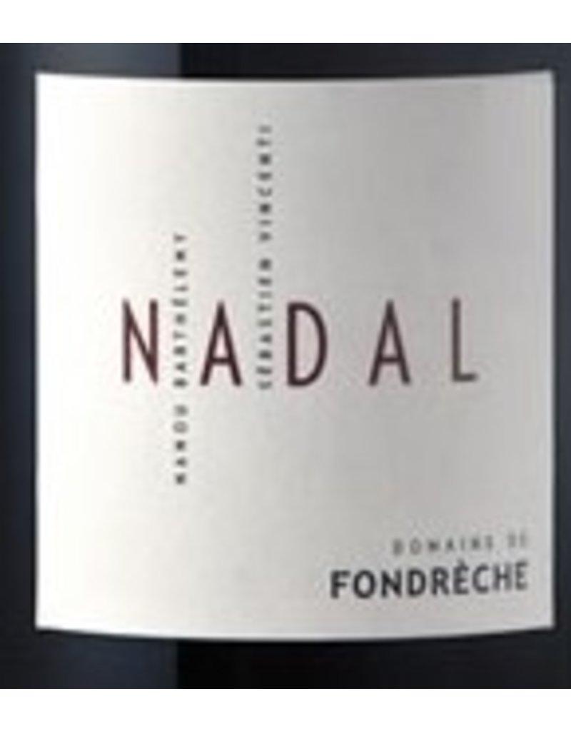 """Wine Cotes du Ventoux """"Nadal"""", Domaine de Fondreche, FR, 2010"""