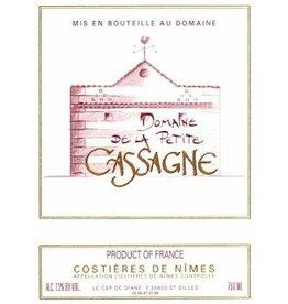 Rose, Domaine de la Petite Cassagne, FR, 2016