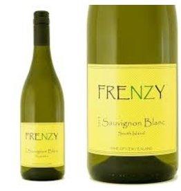 Wine Sauvignon Blanc, Frenzy, South Island, NZ, 2016