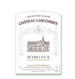 Futures 2009 Chateau Lascombes, Margaux, FR, 2009