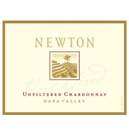 "Wine Chardonnay ""Unfiltered"", Newton Vineyards, Napa Valley, CA, 2014"