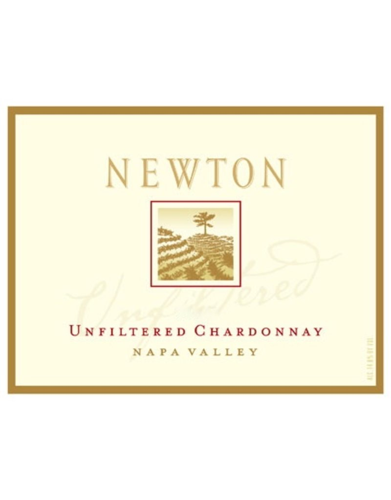 "Wine Chardonnay ""Unfiltered"", Newton Vineyards, Napa Valley, CA, 2014"