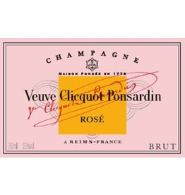 "Wine Champagne ""Rose"", Veuve Clicquot, FR, NV"