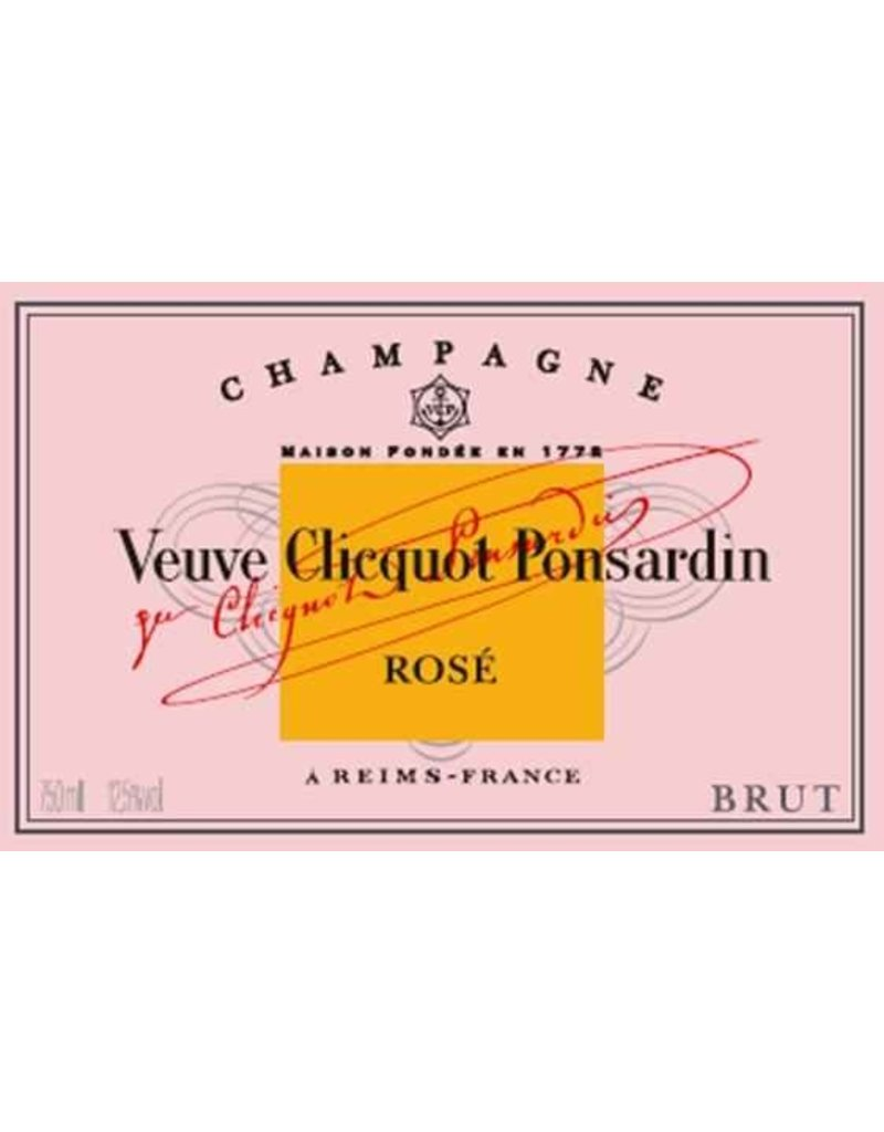 "Wine Champagne ""Rose"", Veuve Clicquot, FR, NV"