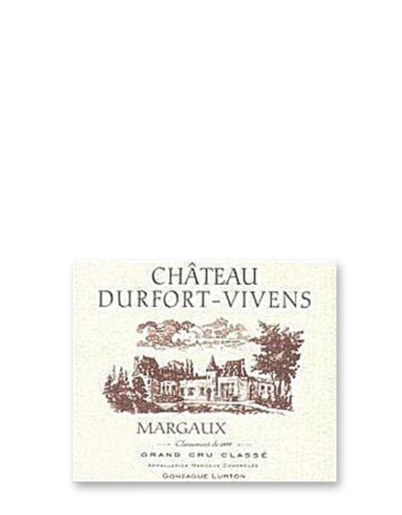 Chateau Durfort Vivens, Margaux, FR, 2010 (Magnum)