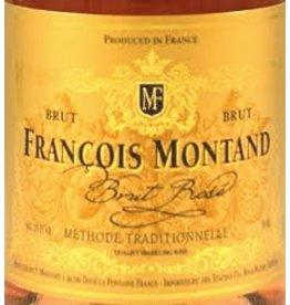 """Wine Sparkling """"Brut Rose"""", Francois Montand, FR, NV"""