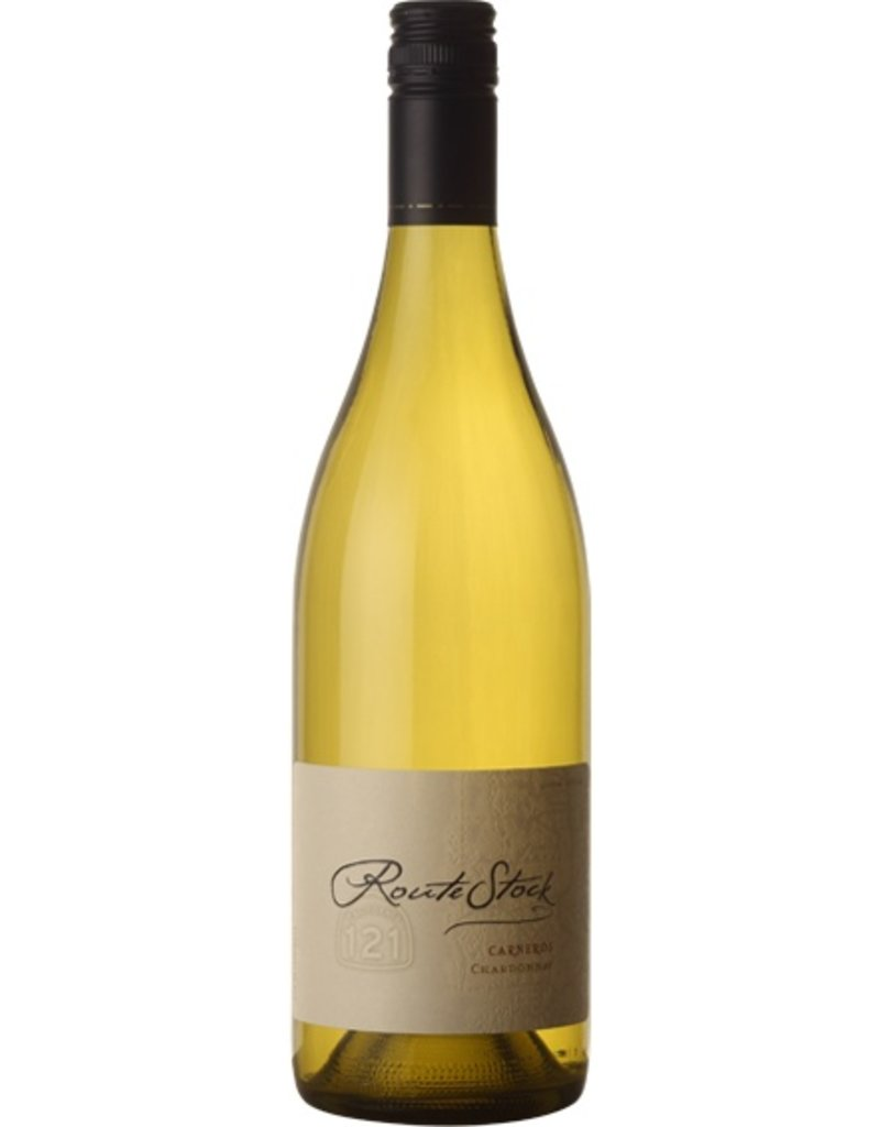 "Chardonnay ""Route 121"",  Routestock Cellars, CA, 2016"