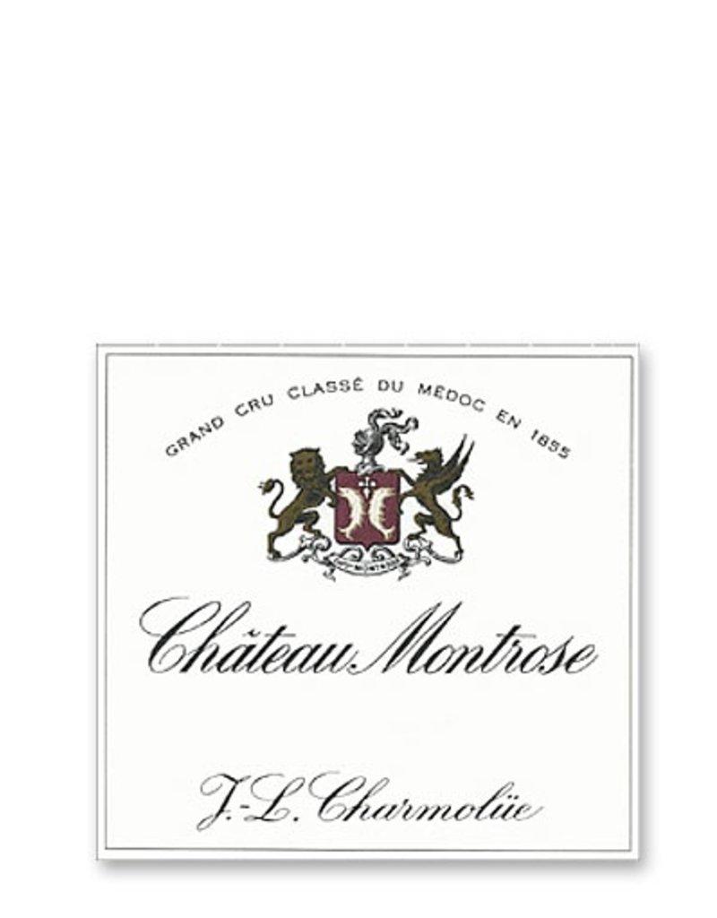 Futures 2010 Chateau Montrose, Saint  Estephe, FR, 2010