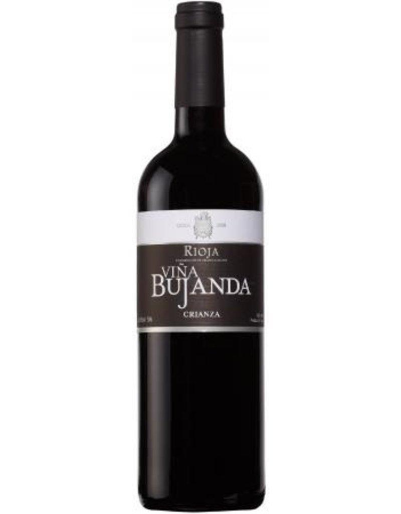 """Wine Tempranillo """"Crianza"""", Vina Bujanda, Rioja, ES, 2013"""