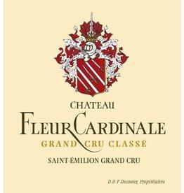 "Chateau Fleur Cardinale ""Grand Cru Classe"", St. Emilion, FR, 2011"