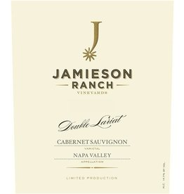 "Wine Cabernet Sauvignon ""Double Lariat"", Jamieson Ranch, Napa Valley, CA, 2015"