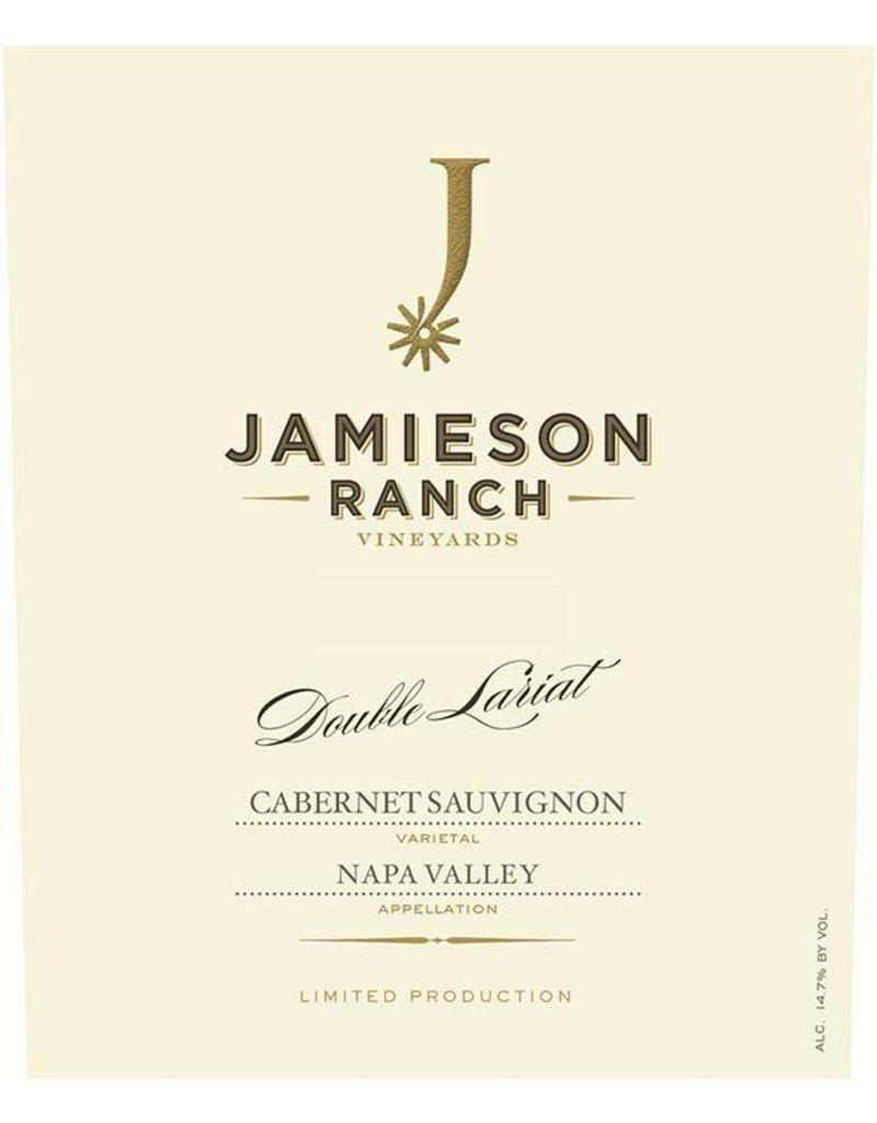 "Wine Cabernet Sauvignon ""Double Lariat"", Jamieson Ranch, Napa Valley, CA, 2015"