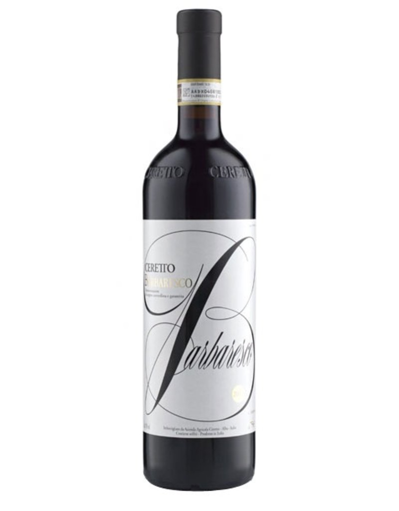 Wine Barbaresco, Ceretto, Piedmont, IT, 2010