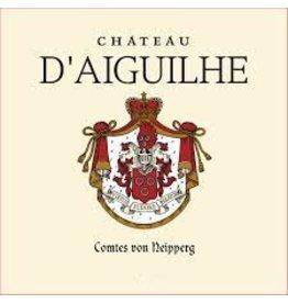 Futures 2011 Chateau d'Aiguilhe, Cotes de Castillon, FR, 2011