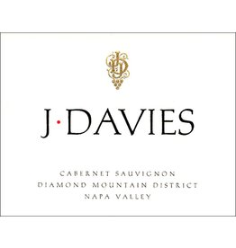 "Cabernet Sauvignon ""Diamond Mountain District"", J. Davies, Napa Valley, CA, 2014"