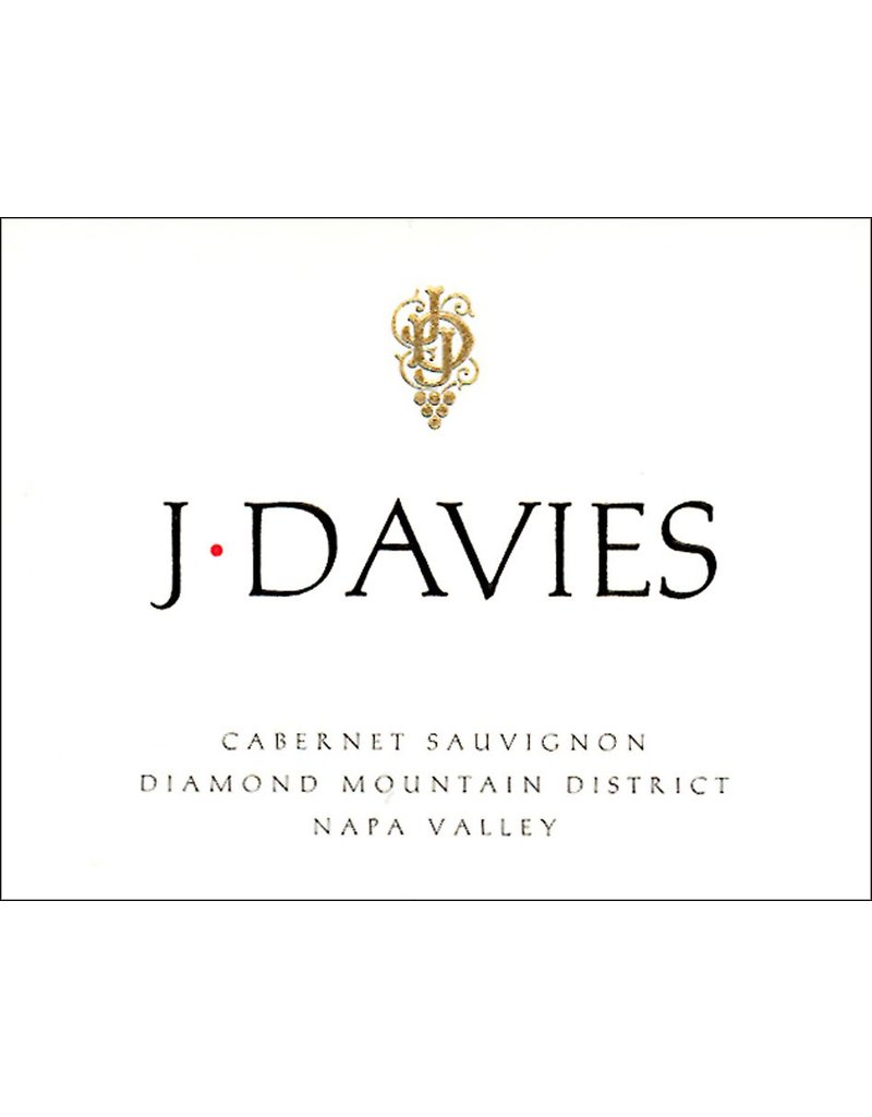 "Wine Cabernet Sauvignon ""Diamond Mountain District"", J. Davies, Napa Valley, CA, 2013"