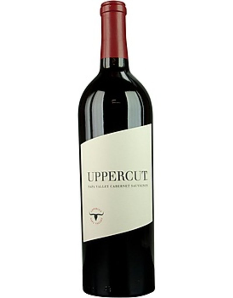 Wine Cabernet Sauvignon, Uppercut, Napa Valley, CA, 201