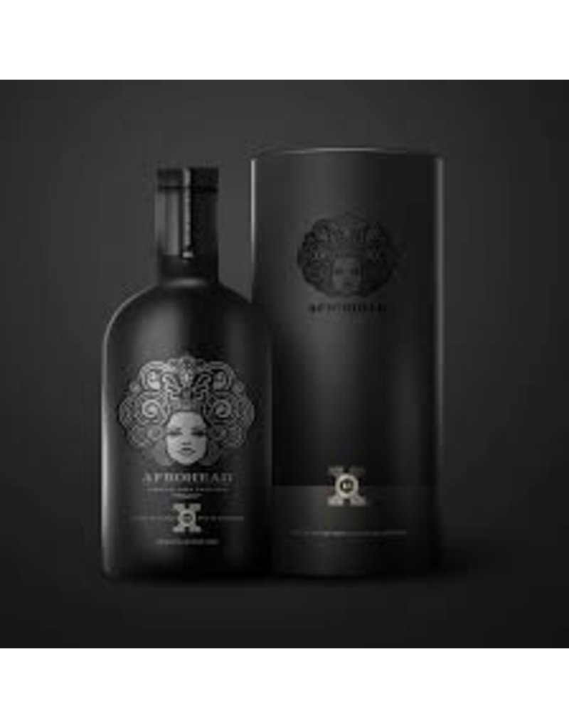 Liquor Rum, Afrohead, 15 Year, 750ml