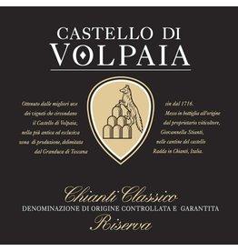 """Wine Chianti Classico """"Riserva"""", Castello di Volpaia, IT, 2012"""