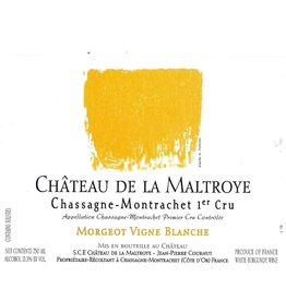 """Wine Chassagne-Montrachet 1er Cru """"Morgeot Vigne Blanche"""", Chateau de la Maltroye, FR, 2013"""