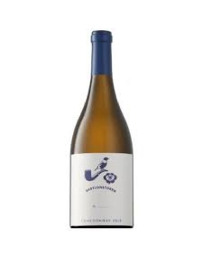 Wine Chardonnay, Babylonstoren, Stellenbosch, ZA, 2014