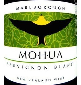 Wine Sauvignon Blanc, Mohua, Marlborough, NZ 2016